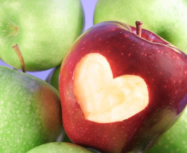 apple - heart - health
